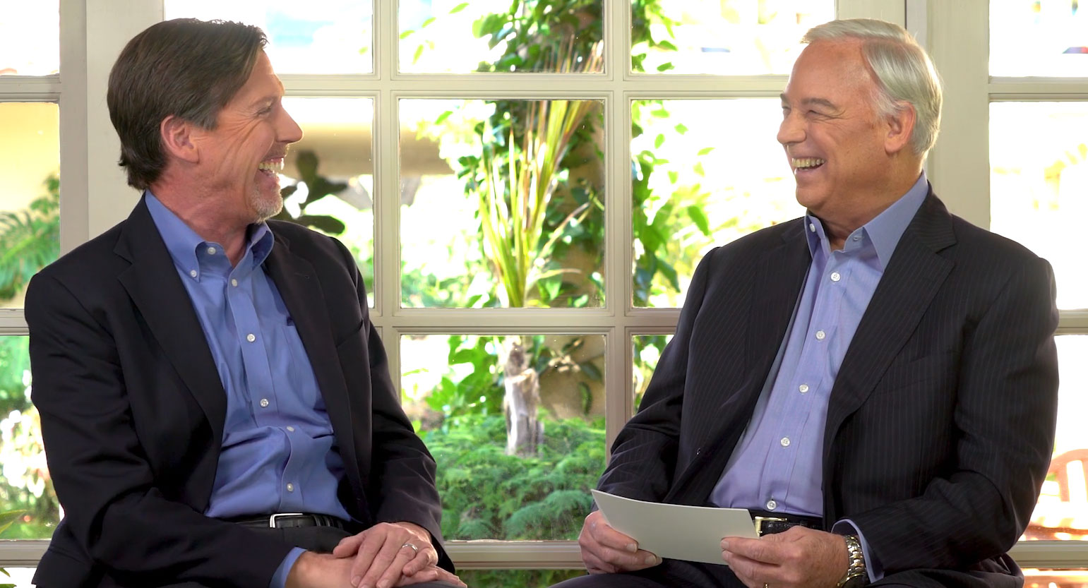 Jack Canfield and Kevin Bourke Chat